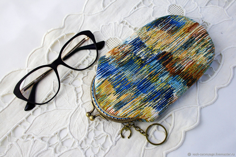 eyeglass case: Case for glasses ' Northern Lights', Eyeglass case, St. Petersburg,  Фото №1