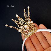 Корона своими руками из 189