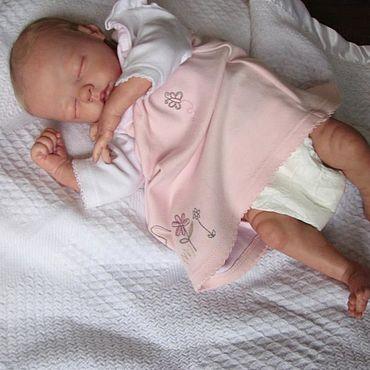 Куклы и игрушки ручной работы. Ярмарка Мастеров - ручная работа Куклы: сладкая соня - младенец реборн. Handmade.