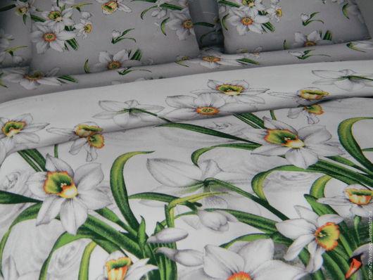 Текстиль, ковры ручной работы. Постельное белье из бязи
