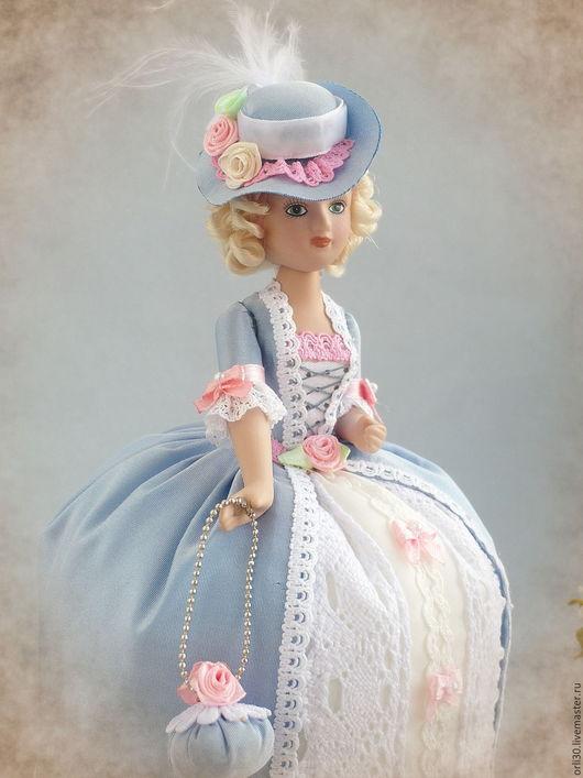 кукла из фарфора,кукла-половинка,фарфоровая кукла,интерьерная кукла,кукла ручной работы,кукла-игольница,фарфоровая статуэтка.