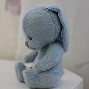 Куклы и игрушки ручной работы. Ярмарка Мастеров - ручная работа Зайка - друг Тедди. Handmade.