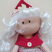 """Куклы и игрушки ручной работы. Ярмарка Мастеров - ручная работа кукла интерьерная """"Пасхальный подарок"""". Handmade."""