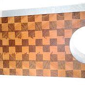 Посуда handmade. Livemaster - original item End cutting Board