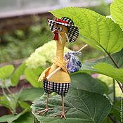 Куклы и игрушки ручной работы. Ярмарка Мастеров - ручная работа Странствующий Петушок. Handmade.