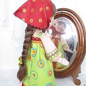 Куклы и игрушки ручной работы. Ярмарка Мастеров - ручная работа Кукла ЛЮБАВА. Handmade.