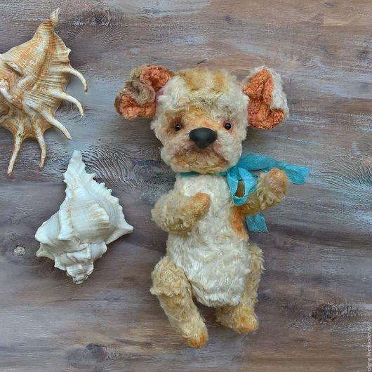 Мишки Тедди ручной работы. Ярмарка Мастеров - ручная работа. Купить Банни. Handmade. Бежевый, тедди, подарок, шплинты