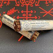 Фен-шуй и эзотерика handmade. Livemaster - original item Incense Voodoo Aizan Valikamam 7-V. Handmade.