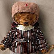 Куклы и игрушки ручной работы. Ярмарка Мастеров - ручная работа Потапка. Handmade.