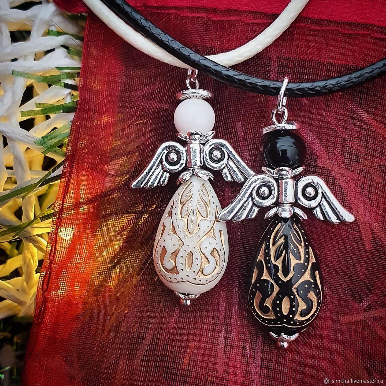 Angel, Necklace, Netanya,  Фото №1