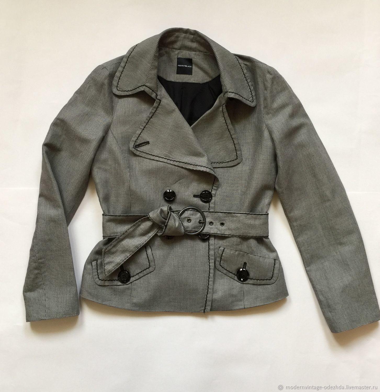 b403d2e6 Одежда. Ярмарка Мастеров - ручная работа. Купить Винтаж: Пиджак PENNY BLACK.