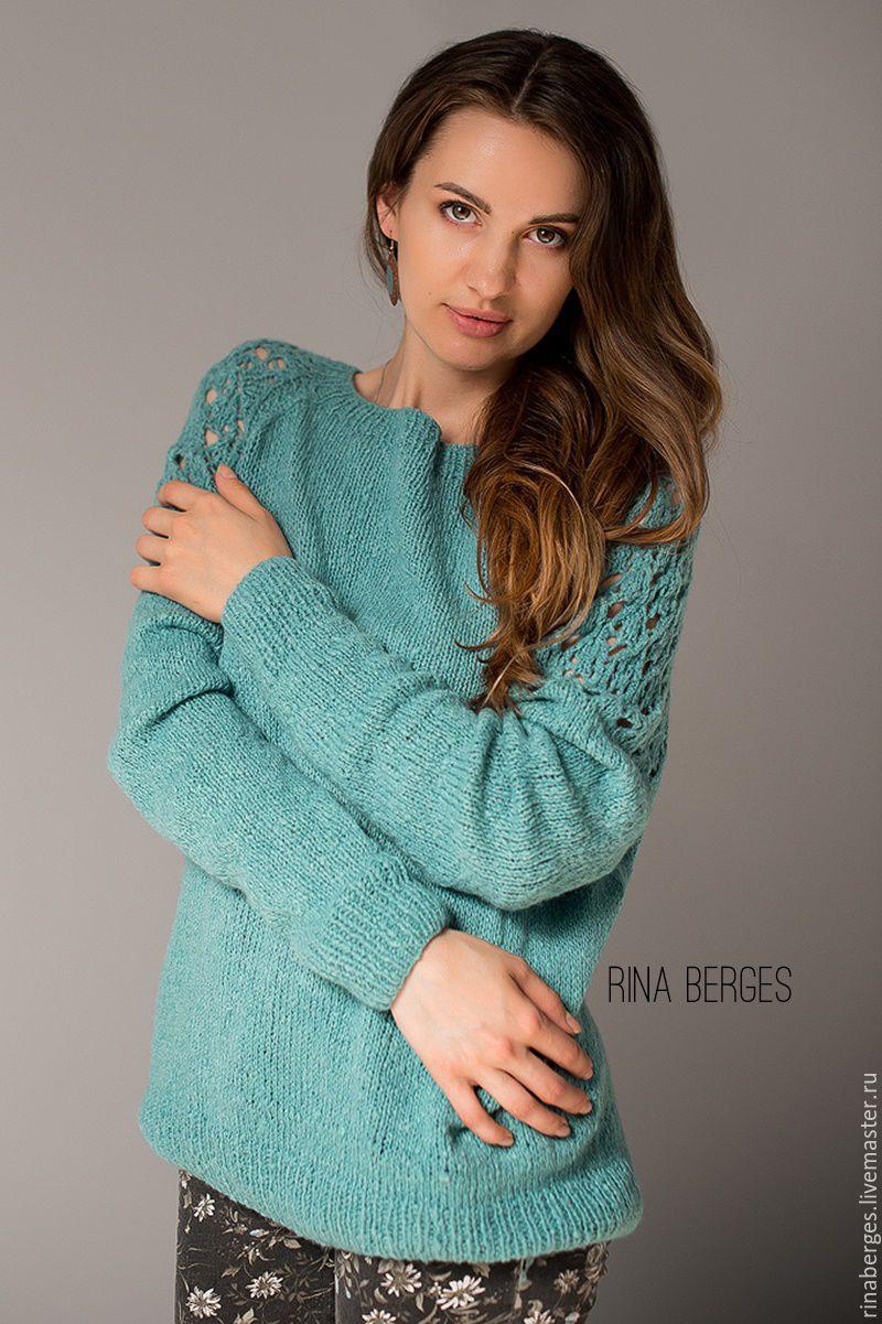 Женские свитера из кашемира с доставкой