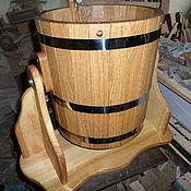 Для дома и интерьера handmade. Livemaster - original item Bucket waterfall. Handmade.