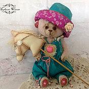 Куклы и игрушки ручной работы. Ярмарка Мастеров - ручная работа Мишка тедди Ванюшка.. Handmade.