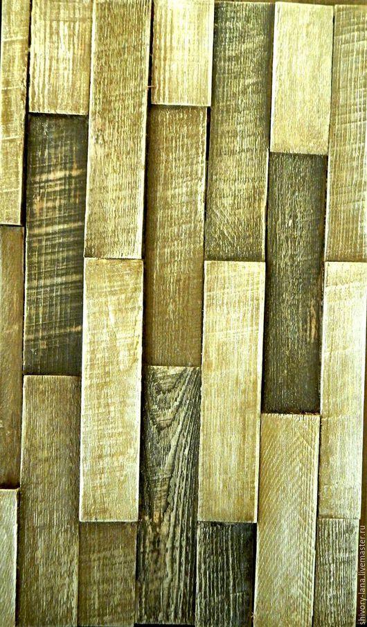 Элементы интерьера ручной работы. Ярмарка Мастеров - ручная работа. Купить декор серии Городской пейзаж. Старый сквер. Handmade.