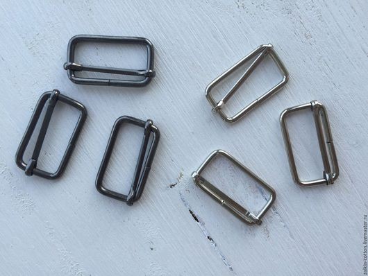 Другие виды рукоделия ручной работы. Ярмарка Мастеров - ручная работа. Купить Регулятор металлический, внутренний размер 32 мм.. Handmade.