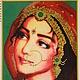 """Вышивка ручной работы. Ярмарка Мастеров - ручная работа. Купить """"Радхарани"""" - 2  Набор для вышивания бисером.. Handmade. Набор, вышивка"""