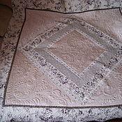 """Для дома и интерьера ручной работы. Ярмарка Мастеров - ручная работа Одеяло """"Жемчуг"""". Handmade."""