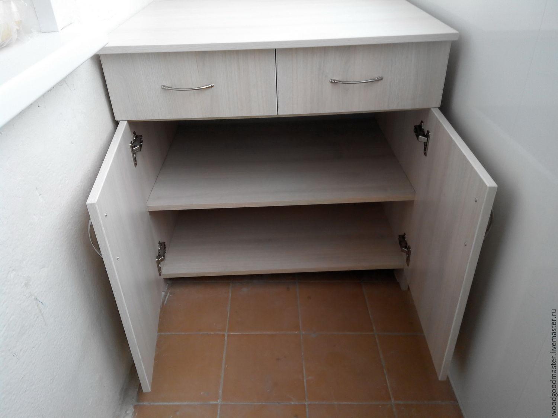 Шкаф и тумба на балкон - купить в интернет-магазине на Ярмар.