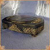 "Для дома и интерьера handmade. Livemaster - original item Casket ""Japanese"". Handmade."