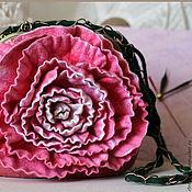 """Сумки и аксессуары ручной работы. Ярмарка Мастеров - ручная работа сумка """"Mattina rosa"""". Handmade."""