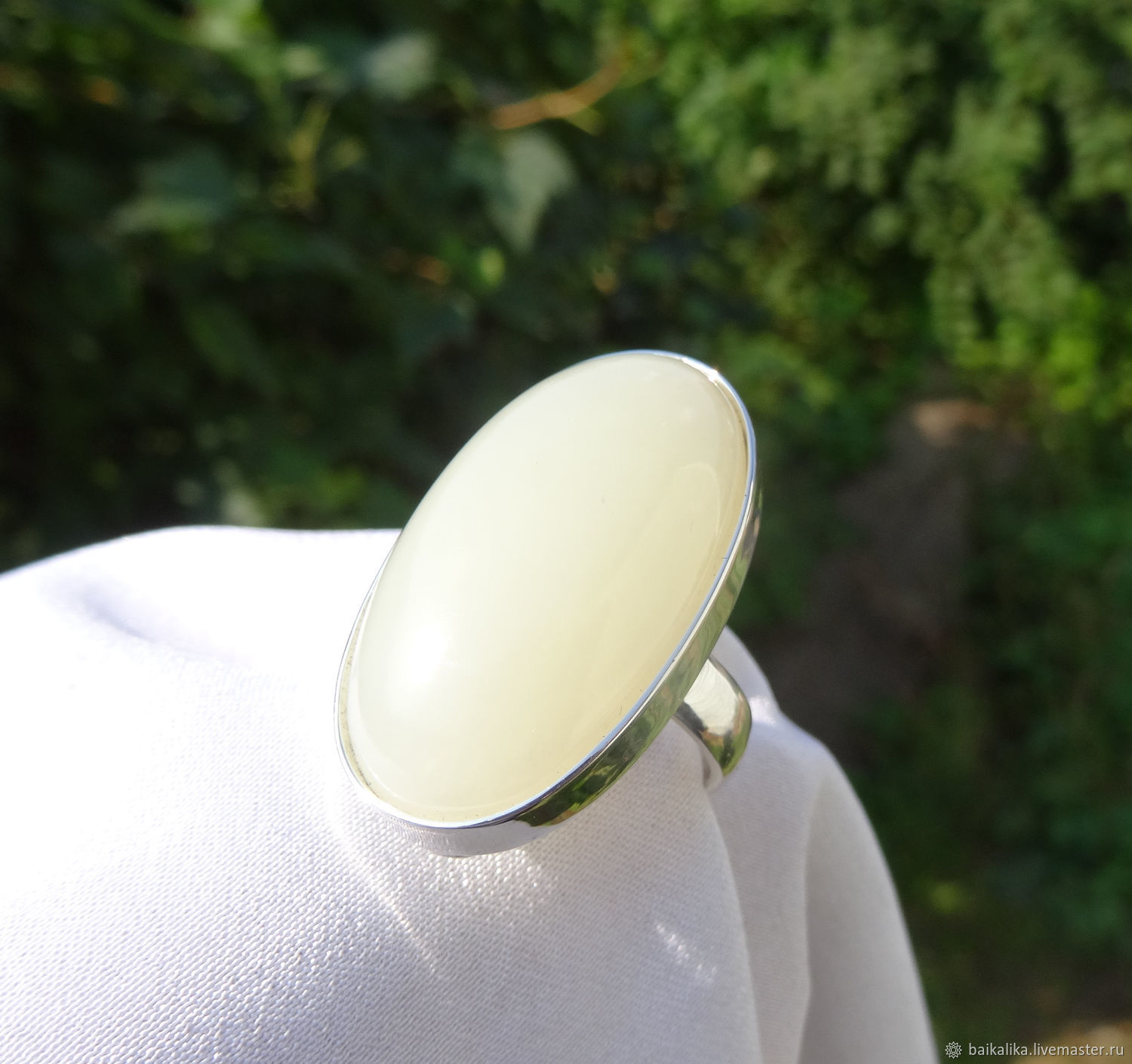 ' Fairy Tale ' White Jade!, Rings, Irkutsk, Фото №1
