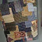 Классическая сумка ручной работы. Ярмарка Мастеров - ручная работа Сумочка в стиле бохо. Handmade.