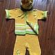"""Одежда для мальчиков, ручной работы. Вязанный комплект """"Ваня"""". OLGA'Z. Ярмарка Мастеров. Комплект для мальчика, кофточка для мальчика, штанишки для малыша"""