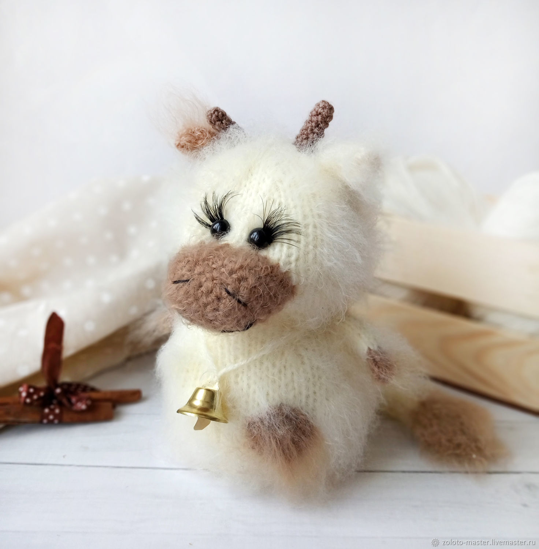 Ladybug. knitted toy, Stuffed Toys, Chaikovsky,  Фото №1