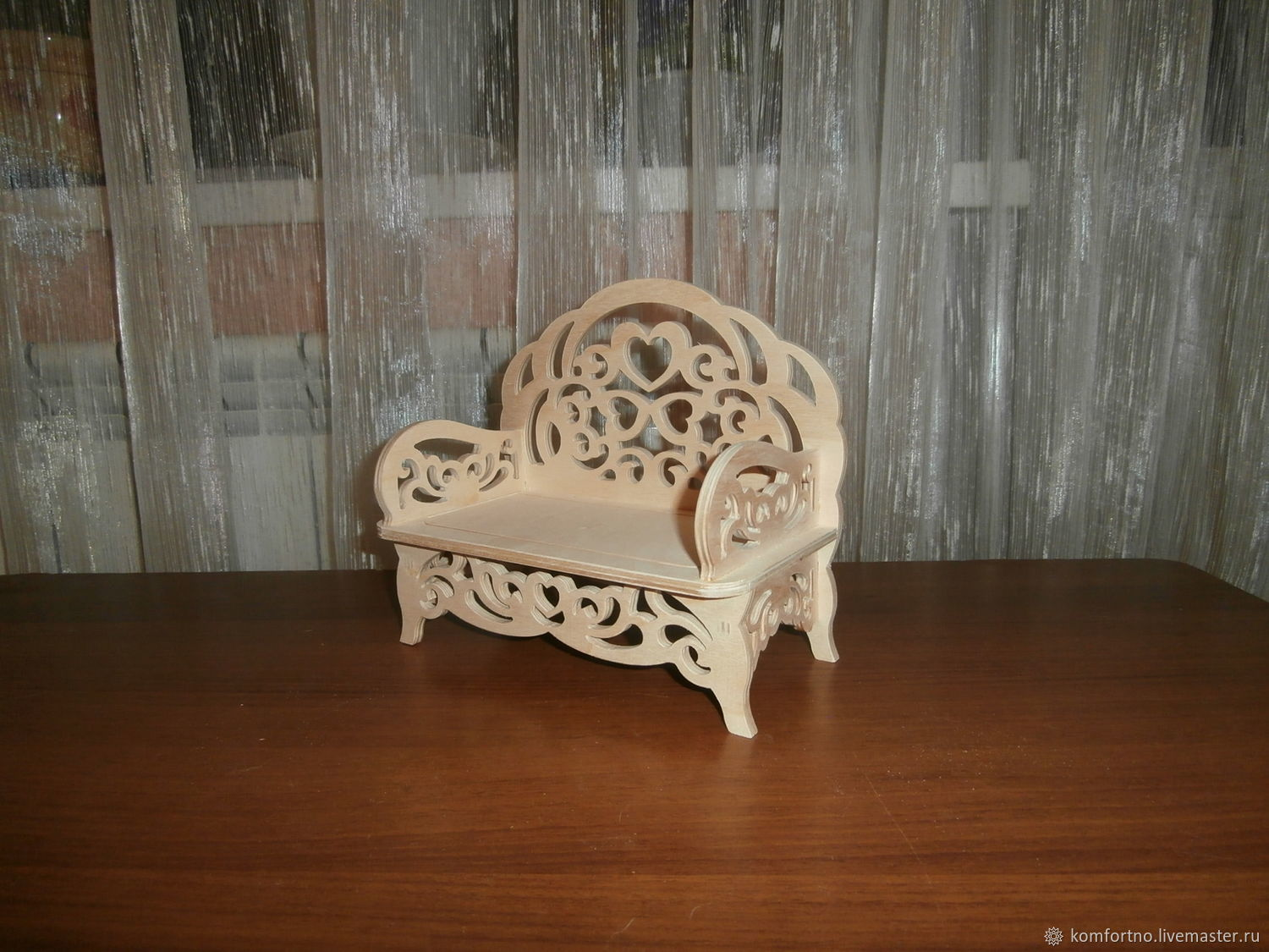 Doll's sofa for dolls and toys 1202, Doll furniture, Belgorod,  Фото №1