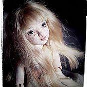Куклы и игрушки ручной работы. Ярмарка Мастеров - ручная работа Весенняя Карамелька (шарнирная кукла). Handmade.