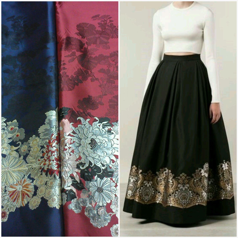 Купить итальянскую ткань для платья