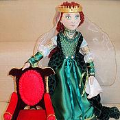 Куклы и игрушки ручной работы. Ярмарка Мастеров - ручная работа Королевна. Handmade.
