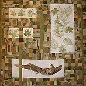 """Картины и панно ручной работы. Ярмарка Мастеров - ручная работа """"Близкая осень"""". Handmade."""