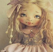 Куклы и игрушки ручной работы. Ярмарка Мастеров - ручная работа Капелька. Handmade.