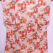 Винтаж handmade. Livemaster - original item Vintage clothing: Japanese kimono