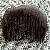 Сувениры и подарки handmade. Livemaster - original item Comb wooden oak. Handmade.
