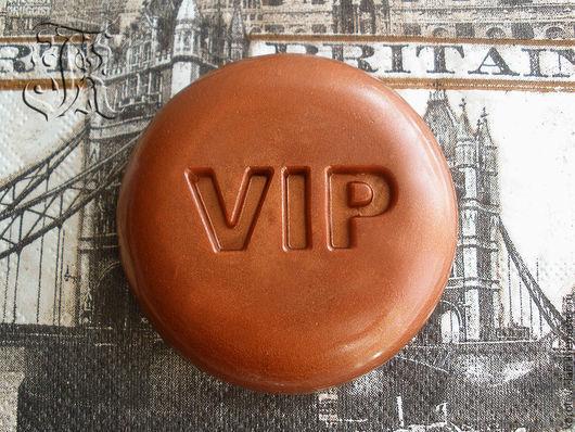 Мыло ВИП/ VIP с бронзовым перламутром