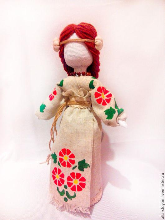 Народные куклы ручной работы. Ярмарка Мастеров - ручная работа. Купить Добродара. Handmade. Кукла ручной работы, сувенирная кукла