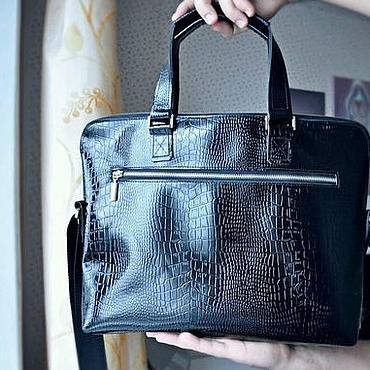a19403766129 Стильная мужская сумка-дипломат