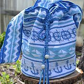 Сумки и аксессуары handmade. Livemaster - original item bag-Torba: Colombian mochila