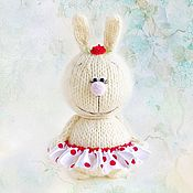 Куклы и игрушки handmade. Livemaster - original item Bunny Valentine. Handmade.