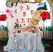Цветы и флористика ручной работы. Ярмарка Мастеров - ручная работа ростовые цветы для декора. Handmade.