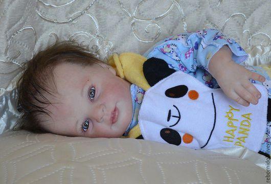 Куклы-младенцы и reborn ручной работы. Ярмарка Мастеров - ручная работа. Купить Кукла реборн Сашуня. Handmade. Кукла реборн