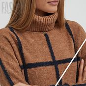 Sweaters handmade. Livemaster - original item Jerseys: Women`s sweater