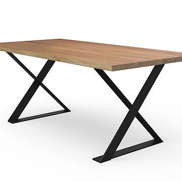 Мебель ручной работы. Ярмарка Мастеров - ручная работа Стол лофт 5002. Handmade.