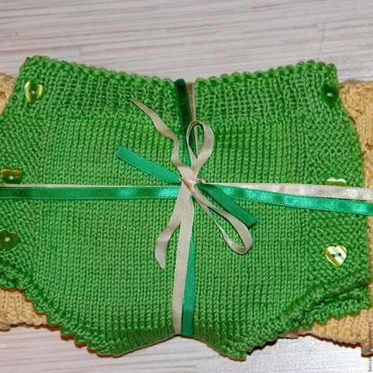Одежда для девочек, ручной работы. Ярмарка Мастеров - ручная работа. Купить Набор Сердечки. Handmade. Детский подарочный набор