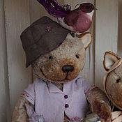 Куклы и игрушки ручной работы. Ярмарка Мастеров - ручная работа Емельян - плюшевый кот. Handmade.