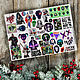 Stickers Decals Suicide Squad the suicide squad, the Joker DC, Sticker, Elektrostal,  Фото №1