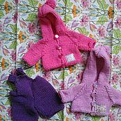 Куклы и игрушки ручной работы. Ярмарка Мастеров - ручная работа 3 вещи выгодное предложение набор для тедди. Handmade.